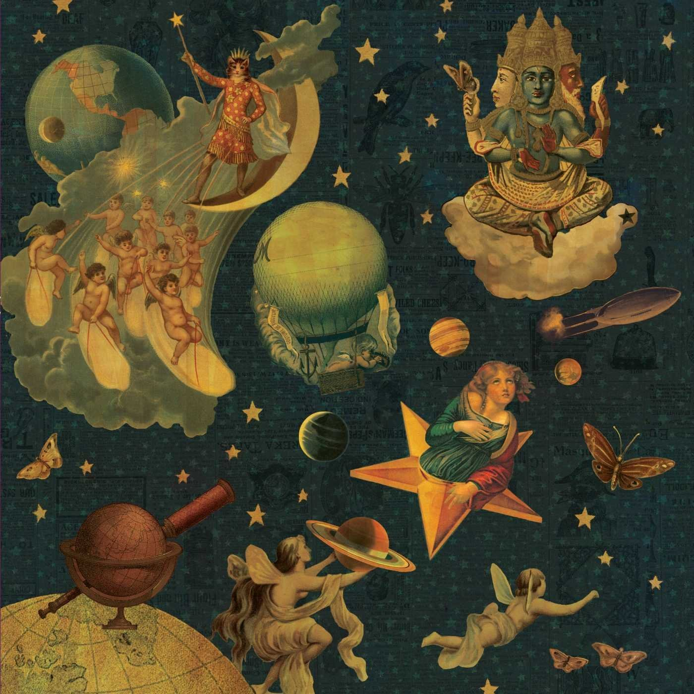 Mellon Collie and The Infinite Sadness