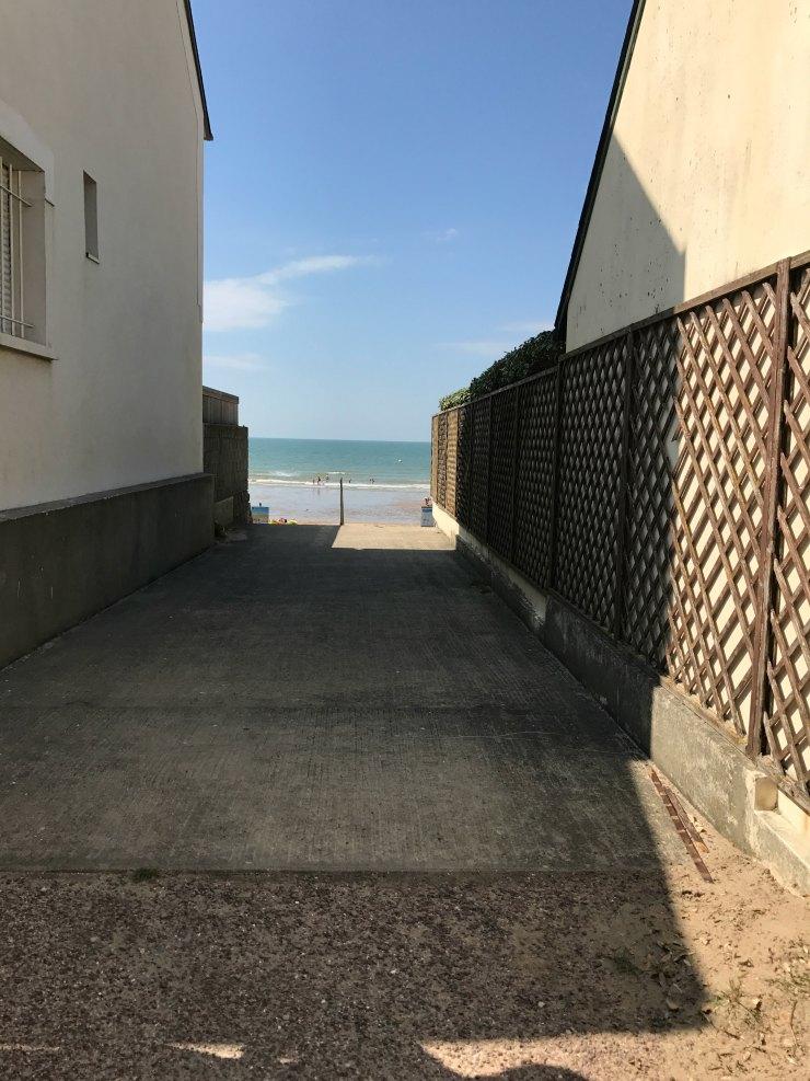Blonville Sur Mer - Plage entrevue