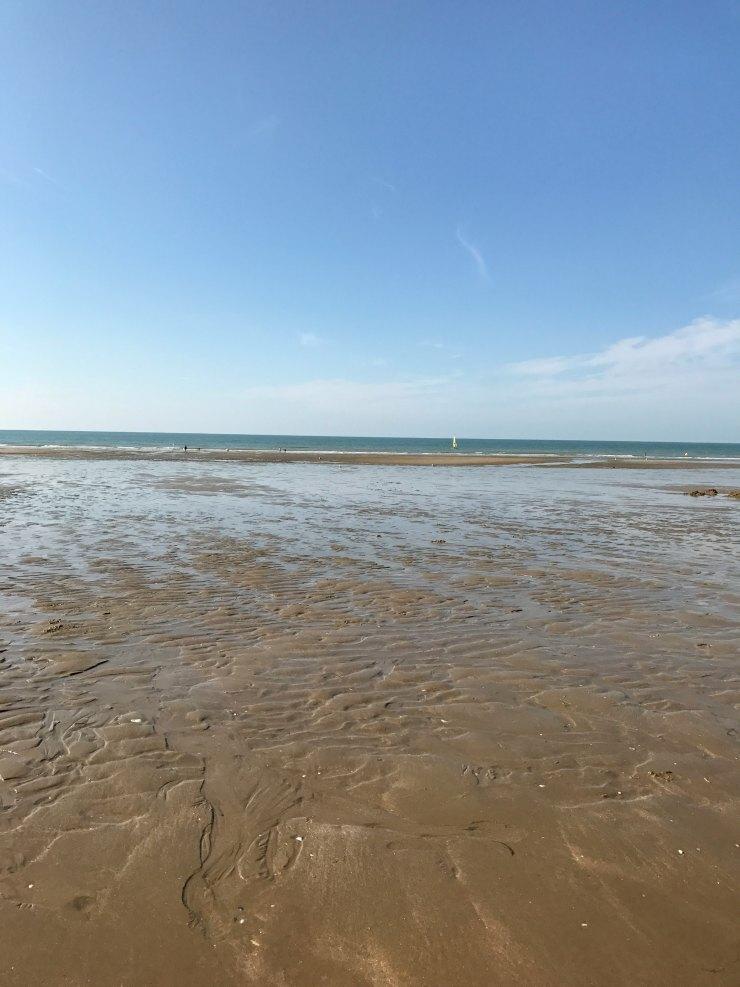 Plage Blonville sur Mer