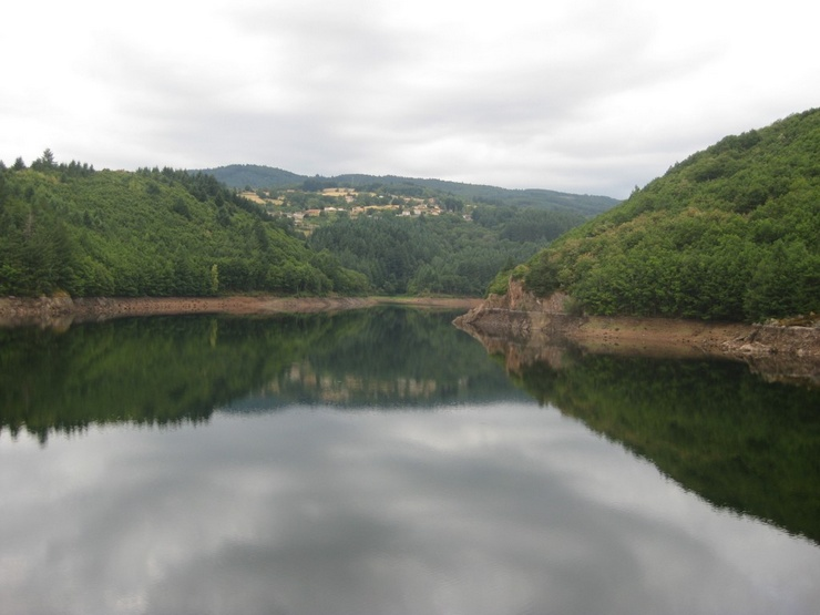 Barrage Lac Renaison