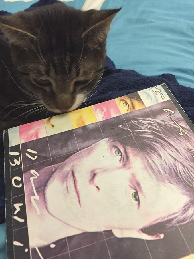 Disque Vinyle David Bowie Danse et Lucky