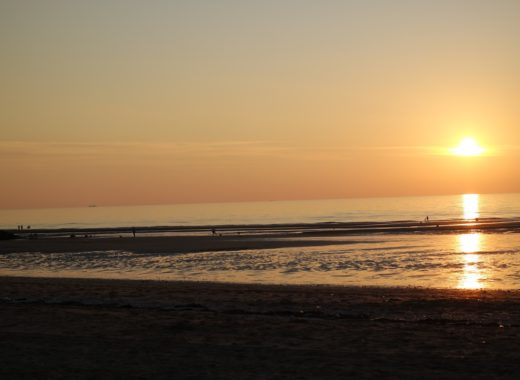 Plage de Normandie - Blonville sur mer