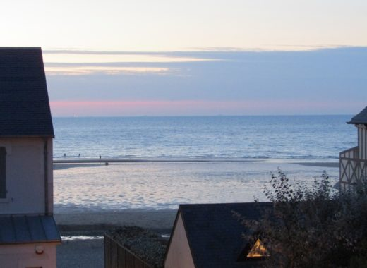 Hotel avec vue sur mer Blonville sur Mer