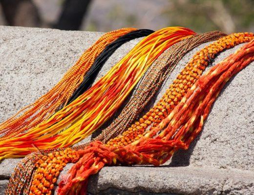 Coton pour bracelets brésiliens