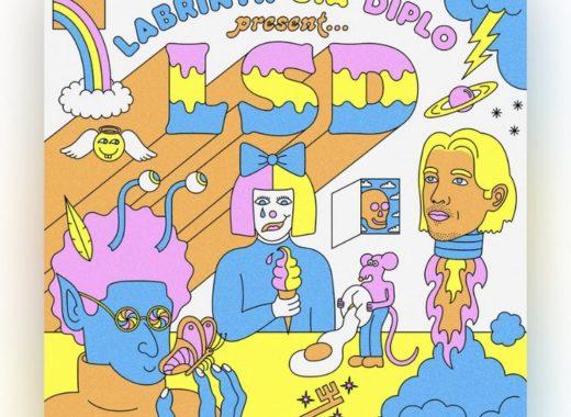 LSD trio magique