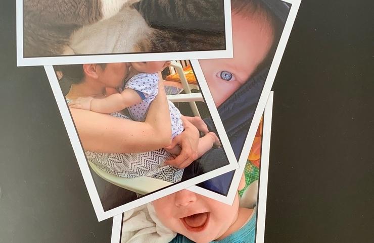 souvenirs de son premier ete de bebe