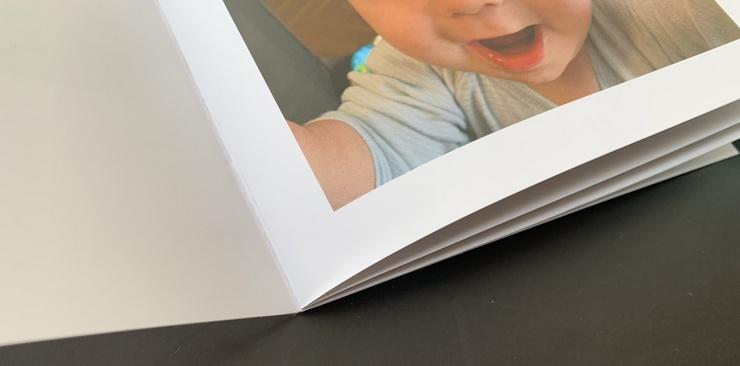 photo de sourire bébé mini alubm photo tipii