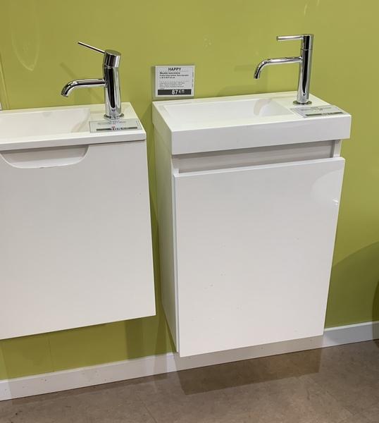 meuble lave-mains happy lapeyre