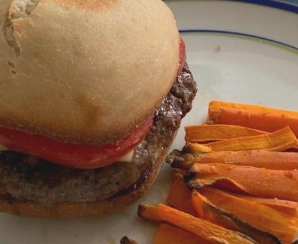 burger à la française quitoque