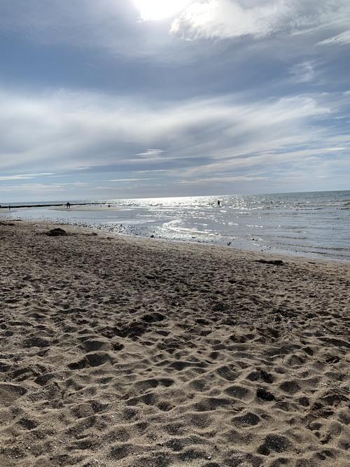 blonville sur mer plage 2020 juillet
