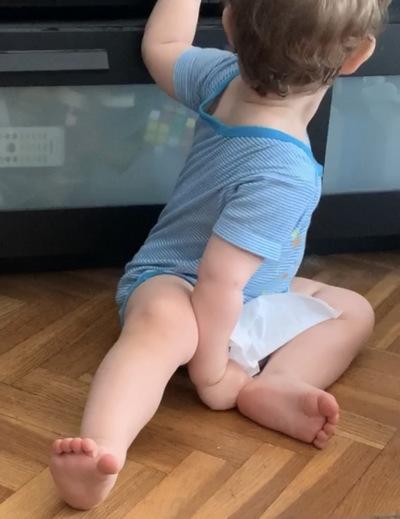 quand bébé préfère ne pas être mouché