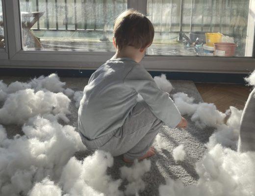 faire entrer des nuages dans notre salon