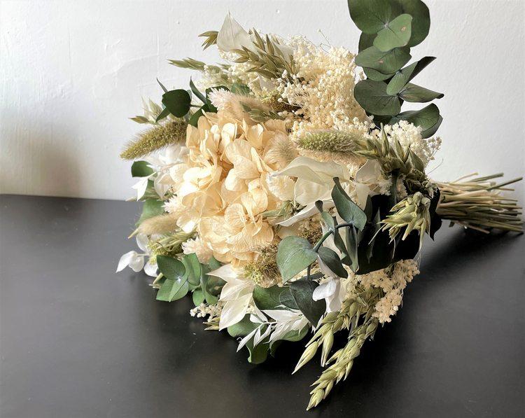 bouquet de fleurs sechees anatole par Flowrette