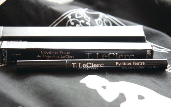 eyeliner feutre theophile leClerc