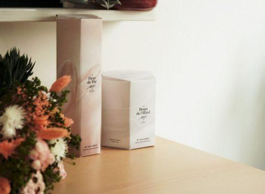 parfum d ambiance doux avec MJC My Jolie Candle