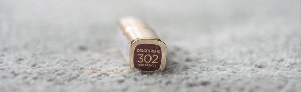COLOR RICHE ROUGE A LEVRES – 302 BOIS DE ROSE