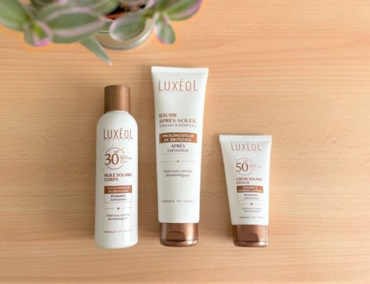 GAMME SOINS SOLAIRES LUXEOL